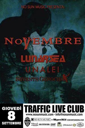 Novembre live Roma