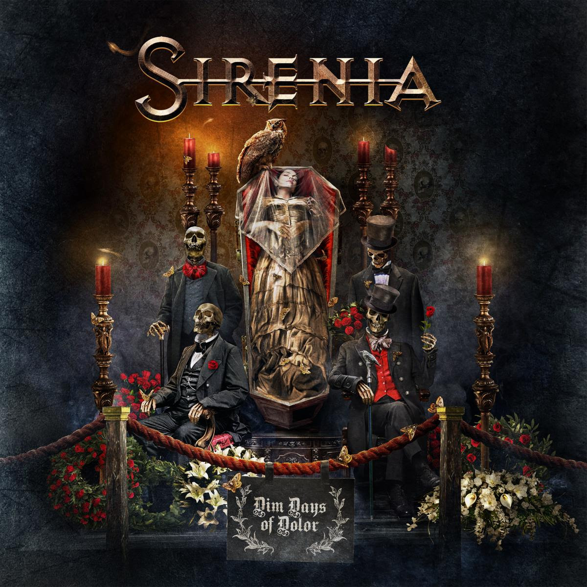 Sirenia Dim Days Of Dolor
