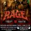 Rage : unica data italiana a Cremona l'8 dicembre