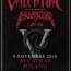 Bullet For My Valentine : gli orari del concerto del 9 novembre