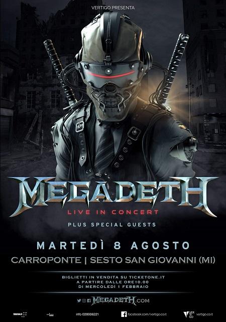 Megadeth Trivium