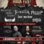 Volcano Rock Fest 2nd Edition (MI) : il bill completo