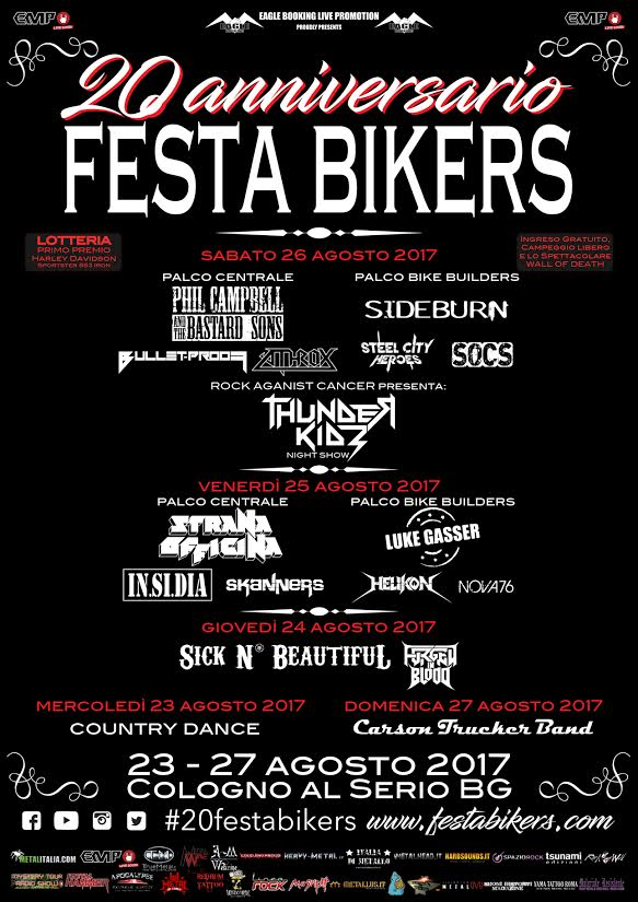 Festa Bikers