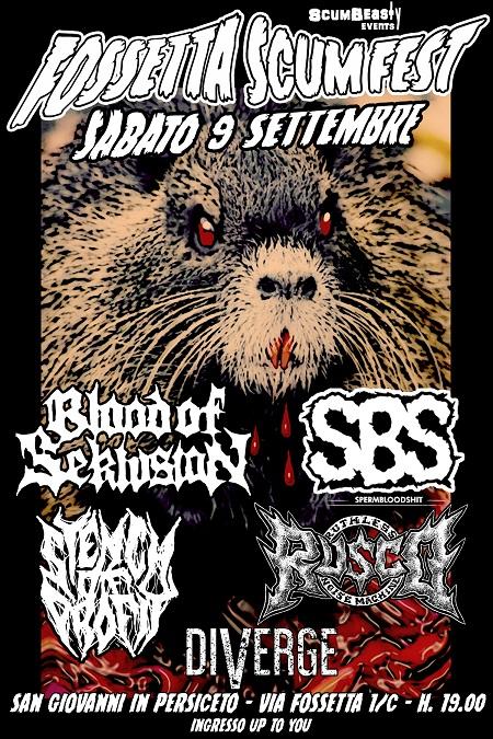Fossetta Scum Fest