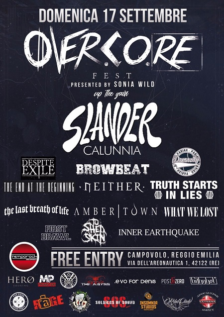 Overcore Fest