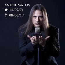 Angra : Andrè Matos morto per attacco cardiaco