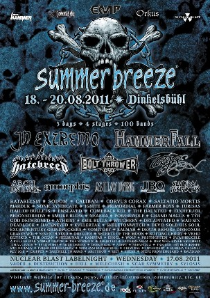 Live report Summer Breeze 2011