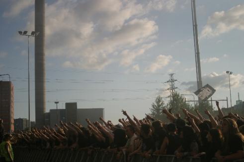 Live report Tuska Open Air 2011
