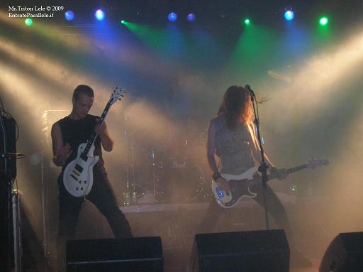 Live report Amorphis + Before The Dawn, Milano