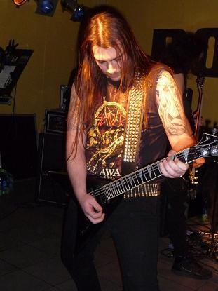 Live report Death Angel + Suicidal Angels + Adimiron - Rock Planet