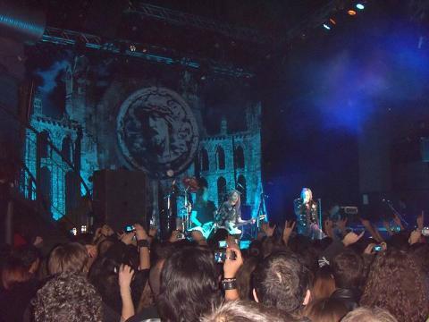 Live report Edguy + Matos, Milano