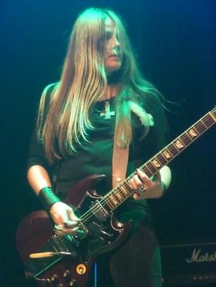 Live report Electric Wizard, Doomraiser, Shinin Shade, Talismanstone - Piacenza