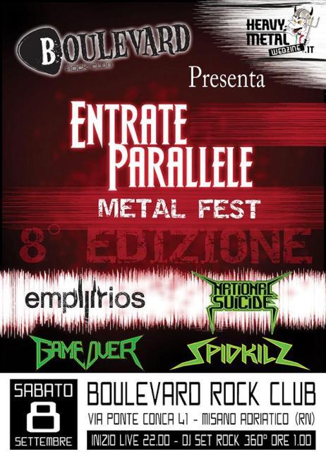 Live report EP Metal Fest 2012