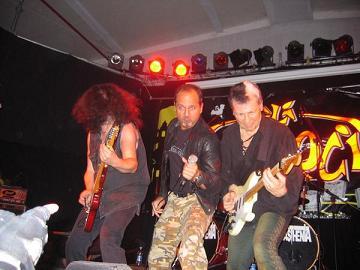 EntrateParallele Metal Fest 2008, Gli Atroci, Bologna Rock City Band, Trick Or Treat, Fury N Grace, Delirium X Tremens