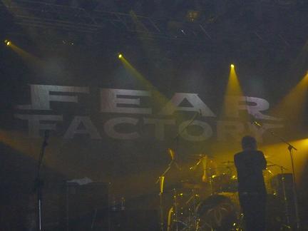 Fear Factory - Bologna