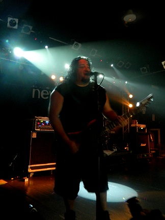 Live report Fear Factory - Havok - New Age Roncade