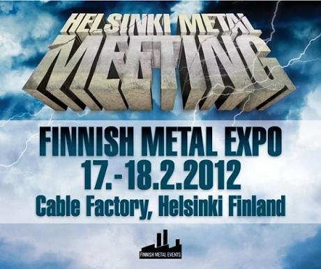 Live report Finnish Metal Expo