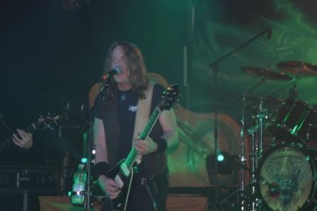 Live report Gamma Ray + Freedom Call + Secret Sphere, Milano