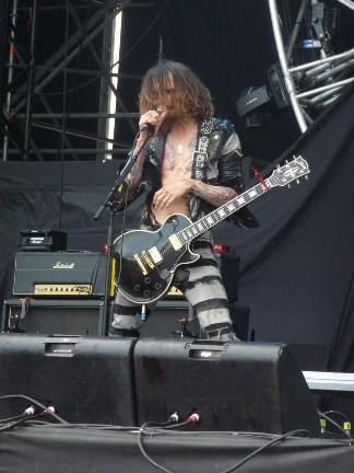 Live report Gods Of Metal 2012