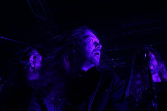 Live report Hammerfall, Milano