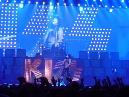Live report Kiss - Milano