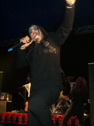 Live report Lacuna Coil + Cayne - Grugliasco, Torino