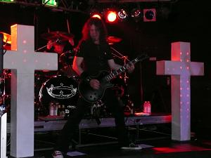 Live report Candlemass + Thunderstorm, Milano