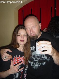 Silvia e Jack Owen