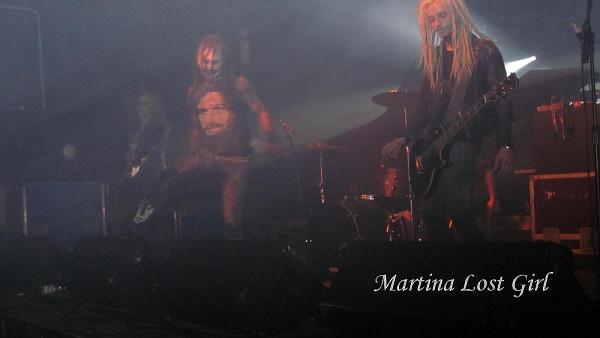 Live report Combichrist + Mortiis - Rimini