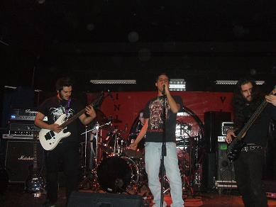 Live report Nargaroth + Posthum + Chaos Invocation + Whiskey Ritual + Deadly Carnage - Centro Culturale Blogos, Casalecchio Di Reno (BO)