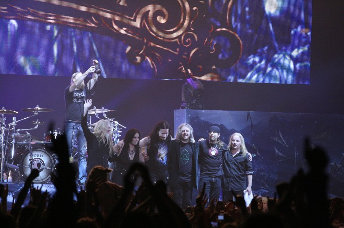 Live report Nightwish - Milano