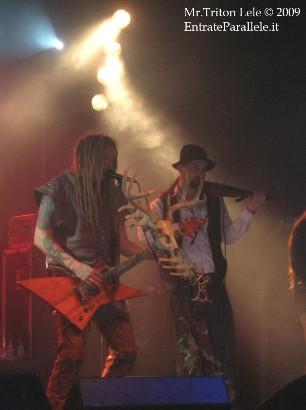 Live report PaganFest : Korpiklaani + Alestorm, + Ex Deo