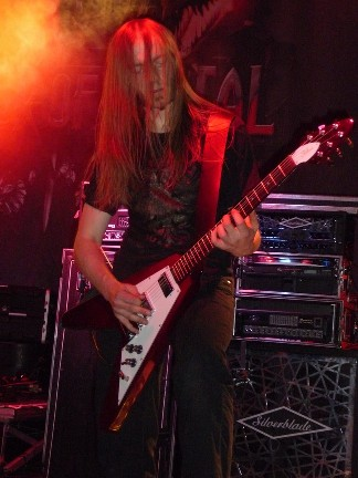 Live report Power Of Metal - Symphony X , Nevermore , Psychotyc Waltz , Mercenary , Thaurorod