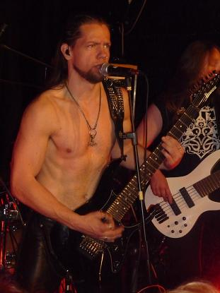 Live report Rage, Tyr, Communic, Scars Of The Sun - Milano