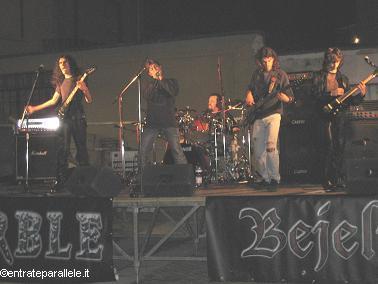 Mortara Rock Fest - Bejelit + Marble
