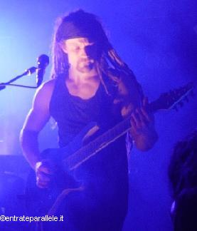 Live report concerto Pain Of Salvation Treviso