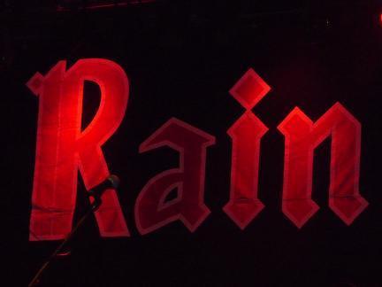 Live report Skid Row + Rain, Bologna