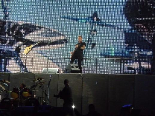 Live report Sonisphere Svizzera - Metallica, Megadeth, Motorhead, Anthrax, Slayer