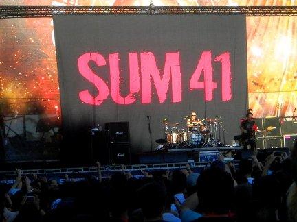 Live report Sonisphere 2011 - Imola (BO)