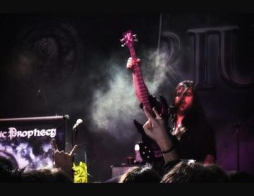 Stratovarius + Mystic Prophecy + Tracedawn (Milano)