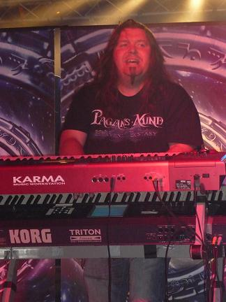 Live report Symphony X + Pagan's Mind + DGM