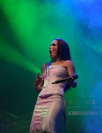 Live report Tarja Turunen, King Of Modesty, Furnaze - Bologna