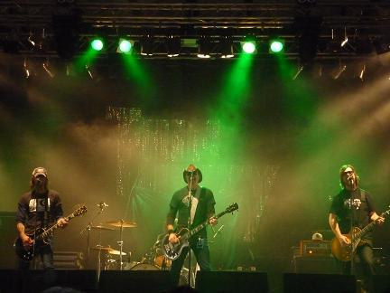 Live report Thin Lizzy + Supersuckers + Rain - Bologna