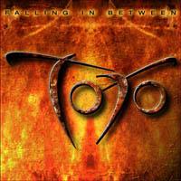 Intervista Toto, copertina di Falling In Between