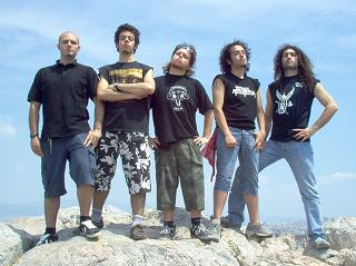 Assedium Intervista, la band al completo