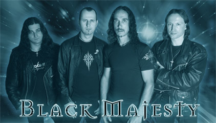 Intervista Black Majesty , Stevie Janevski
