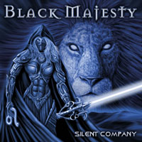 Cover Black Majesty , Silent Company