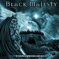 Cover Black Majesty , Tomorrowland