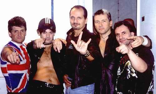 Intervista Crying Steel, la band al completo