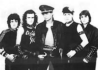 Intervista Crying Steel, minuscola foto della band